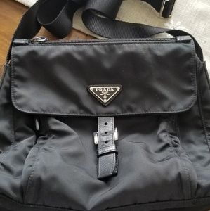 Prada crossbody bag(authentic)